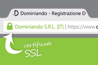 Secure your site with an SSL certificate!